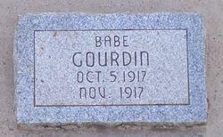 Babe Gourdin
