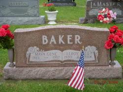 Leroy Paul Baker