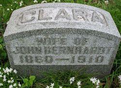 Clara Maria <I>Weiss</I> Bernhardt