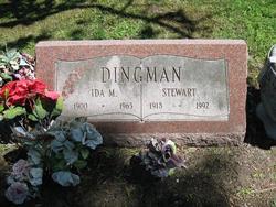 Stewart James Dingman