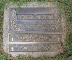 Jeremy John Barron