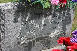 Lee Edman Carpenter