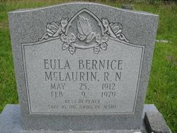 Eula Bernice McLaurin