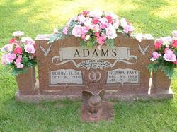 Norma Faye <I>Nett</I> Adams