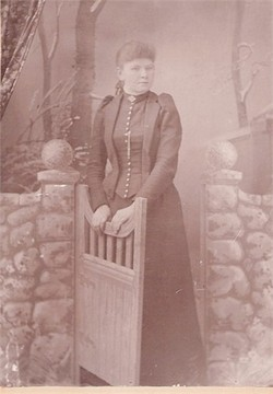 Helen Winnifred <I>McMurray</I> Ducker