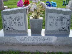 Emma <I>Childers</I> Bough
