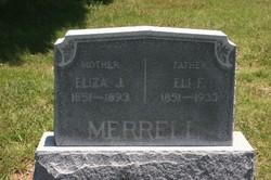 Eli Franklin Merrell