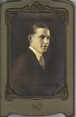"""Ernest Theodore """"Ernie"""" Bloomgren"""
