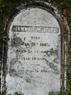 Hannah W. Hurd