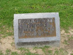 Amanda Kyle Buford