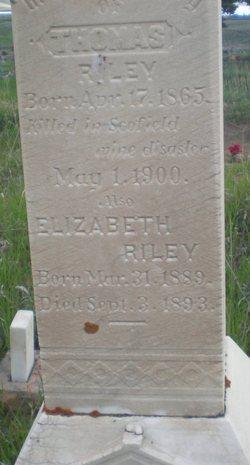 Elizabeth Riley