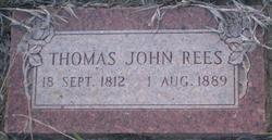 Thomas J Rees