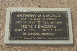 Anthony M Dacosta