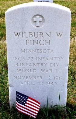 Wilburn W Finch