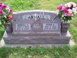 "Peter Leon ""Pete"" Arnall"