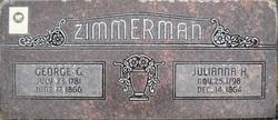 George Gotlieb Zimmerman