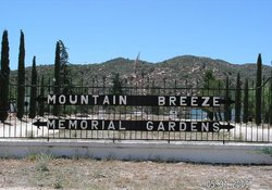 Mountain Breeze Memorial Garden
