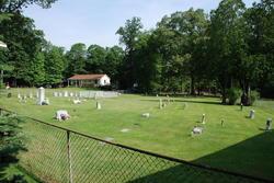Boulden Chapel Cemetery