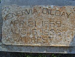 Menervia Isbel <I>Baker</I> Dilday