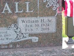 "William Herbert ""Bill"" Arnall, Sr"