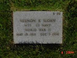 Vernon Kent Sloan