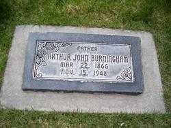 Arthur John Burningham
