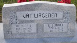 Roscoe L Van Wagenen