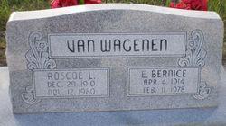 Etola Bernice Van Wagenen