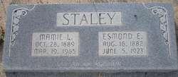 Esmond E Staley