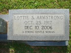 Lottie S <I>Armstrong</I> Allen