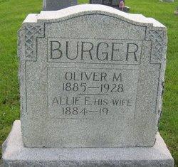 Allie E Burger