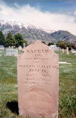 Joseph Daniel Davis