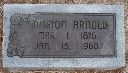 Marion Arnold