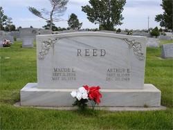 Maude Lillian <I>Conger</I> Reed