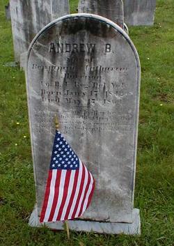 Pvt Andrew B Morrison