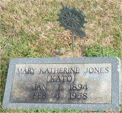 "Mary Katherine ""Kato"" Jones"