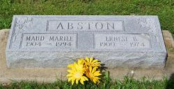 Ernest Bently Abston