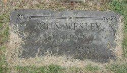 John Wesley Bishop