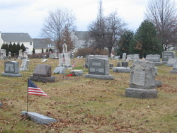 Trappe Evangelical Congregational Cemetery
