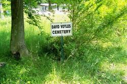 David Voyles Cemetery