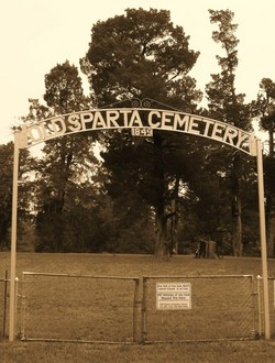 Old Sparta Cemetery