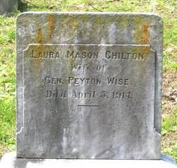 Laura Mason <I>Chilton</I> Wise