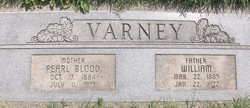 Pearl <I>Blood</I> Varney