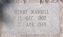 Henry Mansell