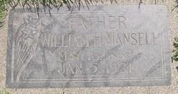 William Henry Mansell