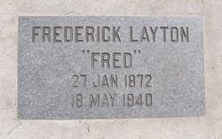 "Frederick ""Fred"" Layton"