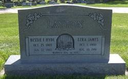 Bessie Fern <I>Hyde</I> Layton
