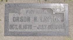 Orson Nicholas Lauder Payne Layton