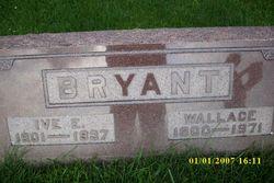 Ivy Ethel <I>Campbell</I> Bryant