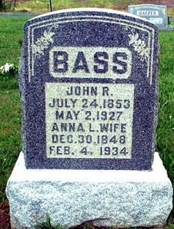 John Riley Bass